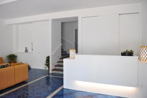 The lobby or reception area at Residence Hotel Panoramic