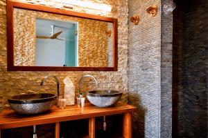 Een badkamer bij Pietermaai Boutique Hotel