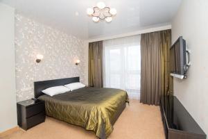 Кровать или кровати в номере Boutique Hotel Cruise