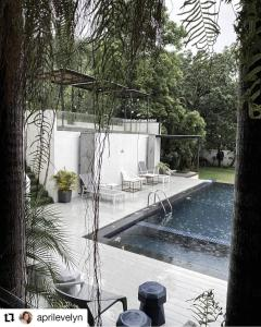 The swimming pool at or close to Manita Boutique Hotel
