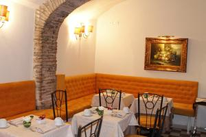 A restaurant or other place to eat at Boutique Hotel Trevi