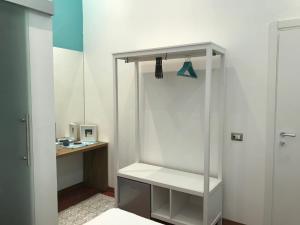 A bathroom at La Siesta