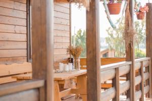 Ресторан / где поесть в Guest House Usadba