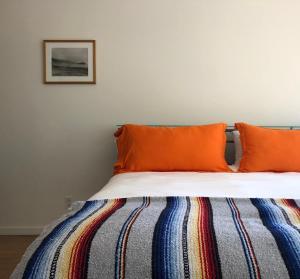Cama o camas de una habitación en The M Malibu