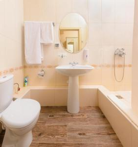 Ванная комната в Шале Де Прованс