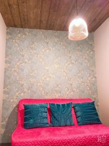 A bed or beds in a room at Room Inn Shanghai 横浜中華街 Room1-C