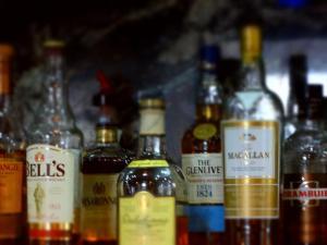 Drinks at Macbeth Arms