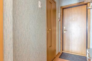 A bathroom at Apartment Hanaka Jubileinyi 72