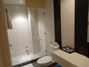 Phòng tắm tại Diamond Suite Hai Ba Trung