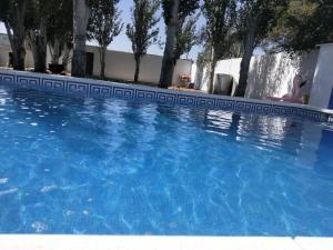 The swimming pool at or near Las Banderas