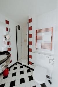 A bathroom at Hotel Ars Vivendi München