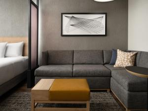 A seating area at Hyatt Place Amarillo-West