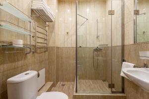 Ванная комната в Экодом Black Sea
