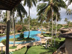 Uma vista da piscina em Grand Oca Maragogi All Inclusive Resort ou nos arredores