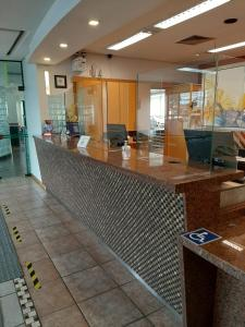The lobby or reception area at Mogano Business