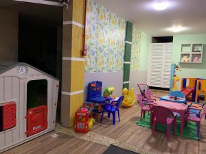 The kid's club at Pousada Duas Ilhas
