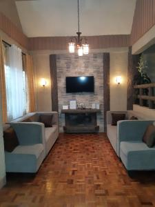 A seating area at Zya 3BR A-House