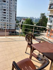 Балкон или терраса в Ареда-Лето