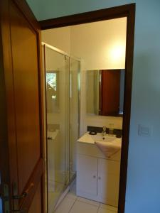 A bathroom at Maison Cancela