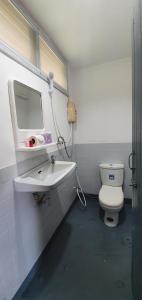 Ein Badezimmer in der Unterkunft Green Canyon Resort