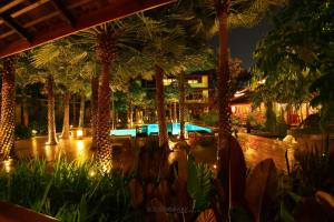 The swimming pool at or near VC@Suanpaak Boutique Hotel & Service Apartment