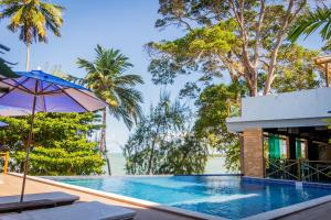 The swimming pool at or close to Vila de Taipa Exclusive Hotel