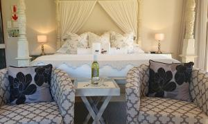 A bed or beds in a room at Slaley Country House