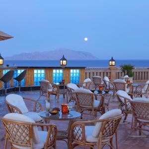 Een restaurant of ander eetgelegenheid bij Savoy Sharm El Sheikh