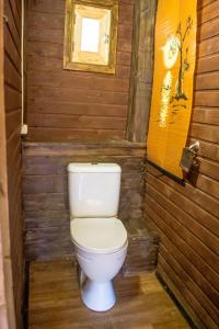 A bathroom at Усадьба Никиты Бенчарова