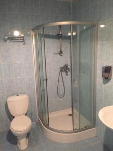 Ванная комната в Гостевой Домик Зеленый Бор