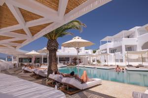 The swimming pool at or near Andronikos Hotel