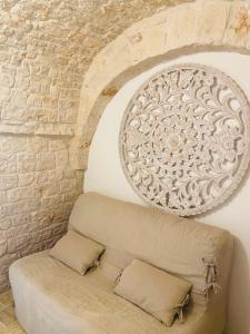 A seating area at Trulli Antichi Mestieri