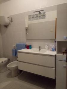 A bathroom at Diamond appartament