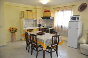 Una cocina o zona de cocina en Jajo Apartments