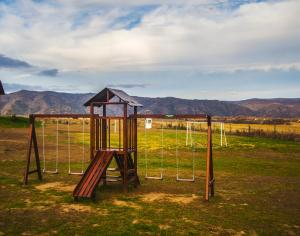 Children's play area at Blackstone Country Villages Hotel