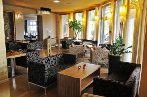 Salon oz. bar v nastanitvi Hotel Dras