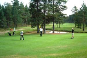 Golffaciliteter vid eller i närheten av hotellet