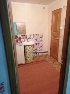 Ванная комната в Guest house U Iriny