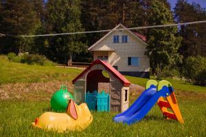 Детская игровая зона в Rauhala Place