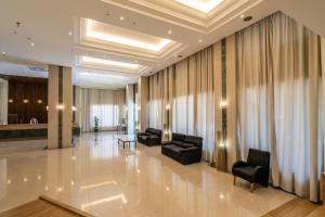 A seating area at Castellum Suites - All Inclusive