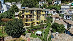 Άποψη από ψηλά του Thassos Inn