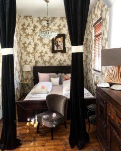 Легло или легла в стая в Boutique Art City Villa in Kapana Old town