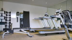 The fitness center and/or fitness facilities at The Nest Hotel Palo Alto