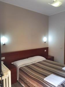 A room at Hotel Bonola