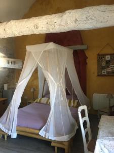 A room at Chambre d'hôtes La Ferté