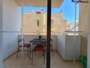 Un balcón o terraza de Apartment Sunrise