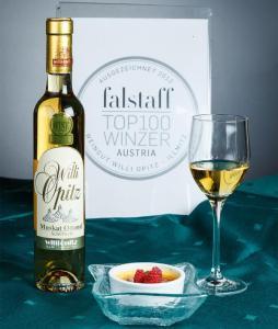 Getränke in der Unterkunft Wein & Landhaus Willi Opitz