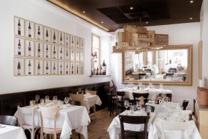 Ресторан / где поесть в Hôtel et Spa La Villa K - Basel Airport