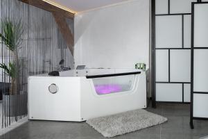 Łazienka w obiekcie apartamenty kamienica