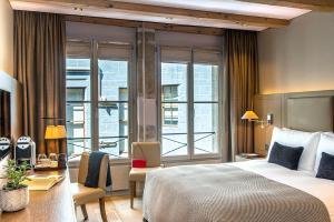 A room at Les Armures